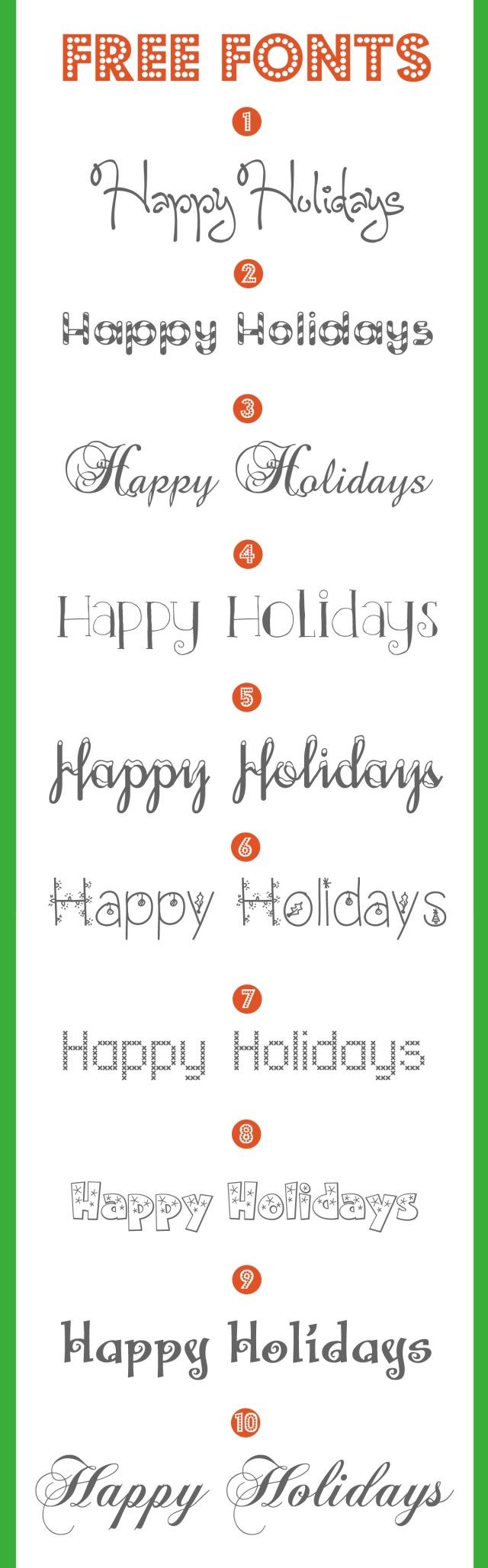 Holiday_2012FREEFONTS