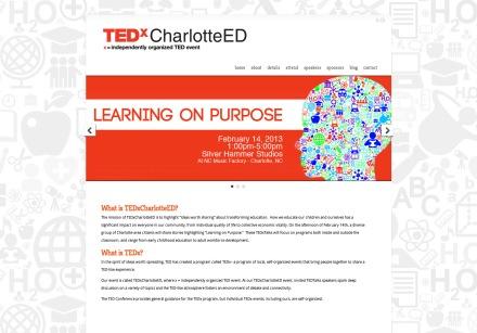 TEDxCharlotteED2013